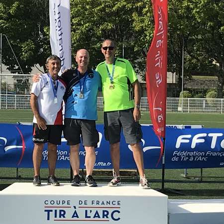 Podium Coutances